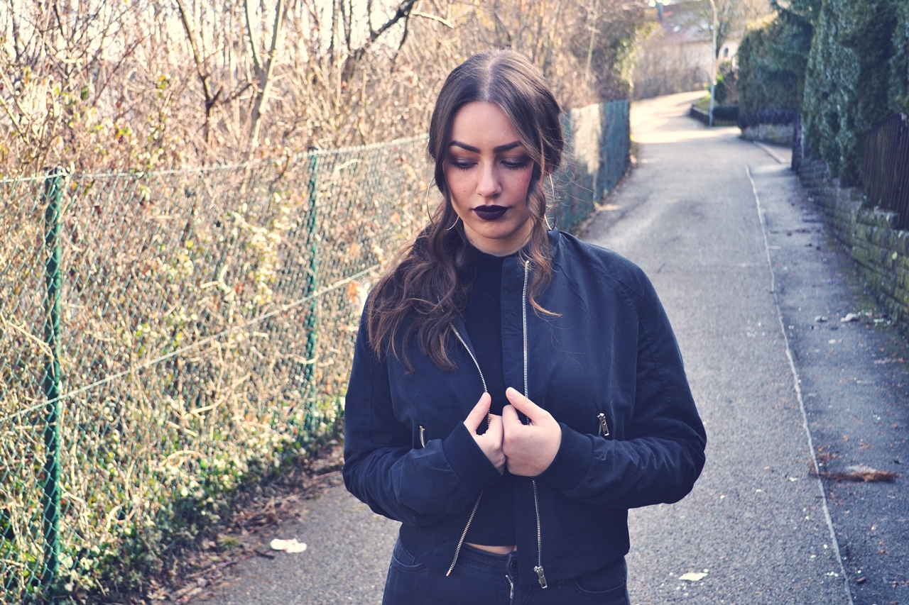 all black outfit topshop primark tally weijl
