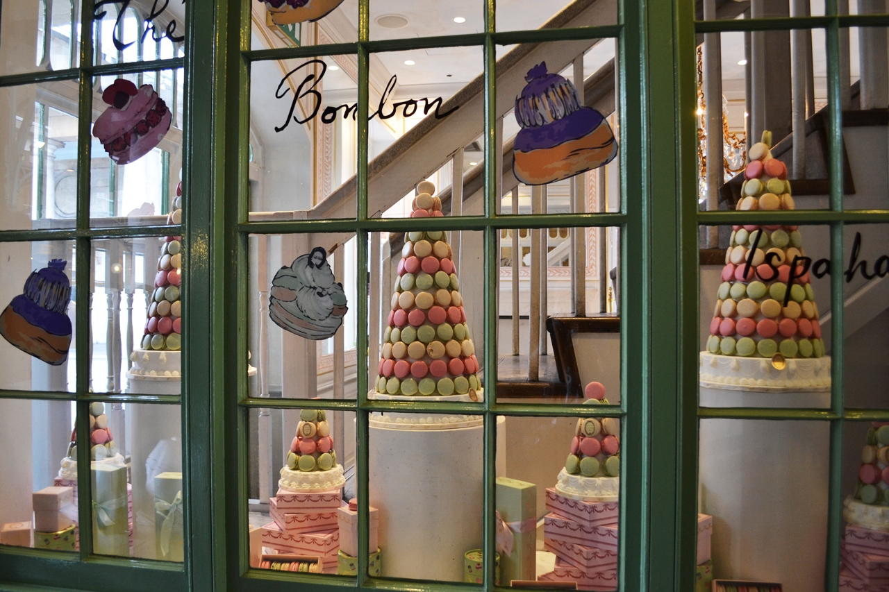 covet garden laduree london