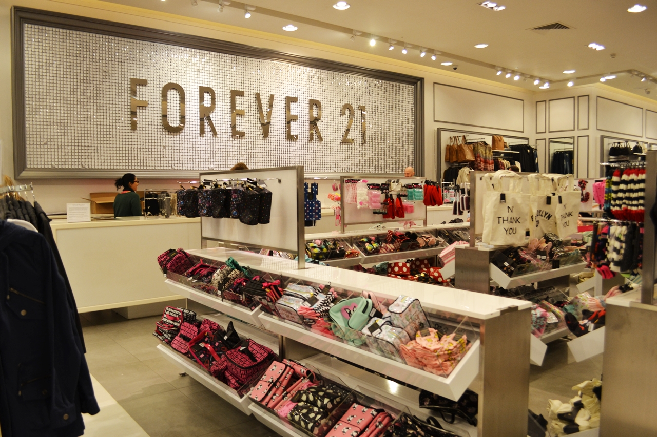 forever 21 london shopping guide