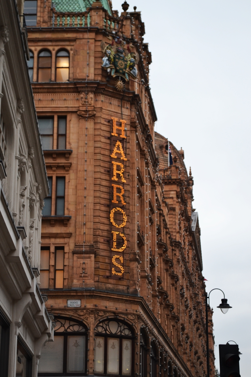 harrods london tips shopping