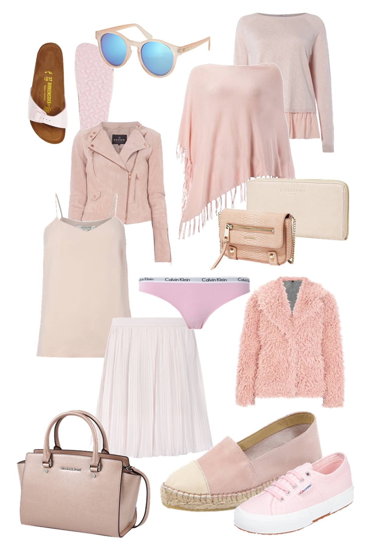 fashion trend 2016 pale pink