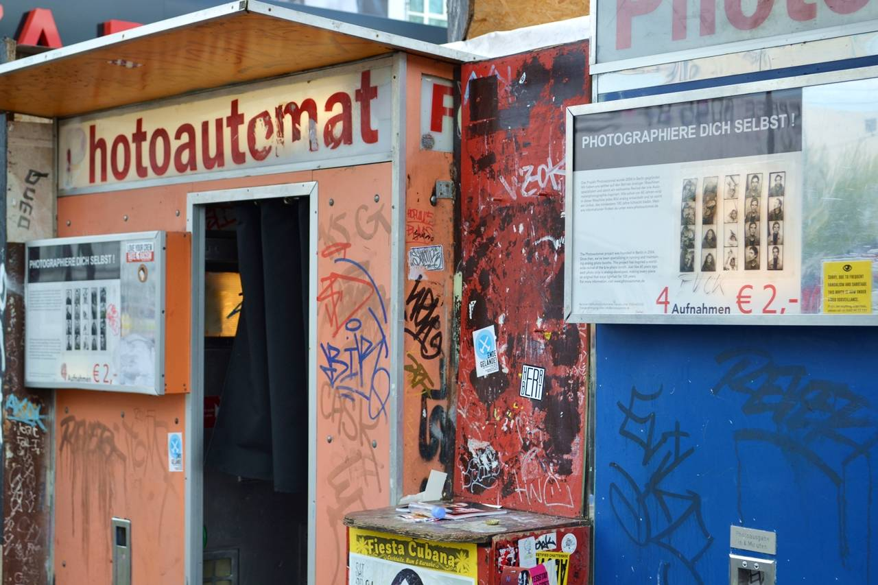photoautomat berlin