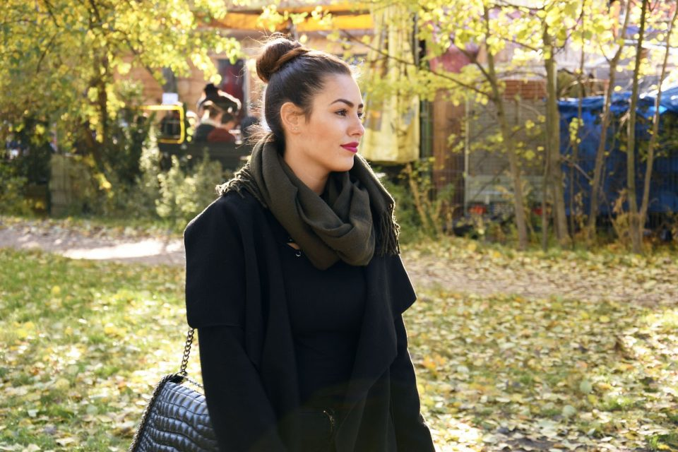 Outfit: Autumn in Berlin